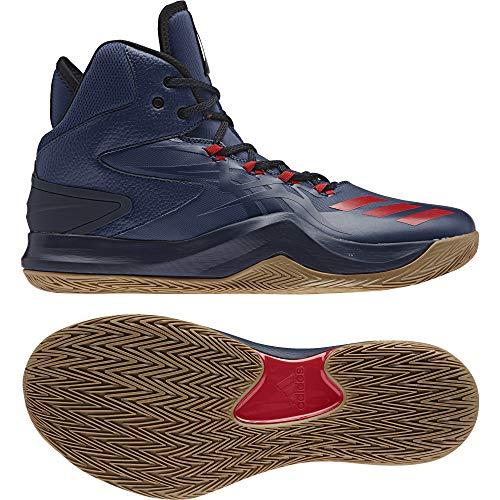 Eu maruni blu Iv Rose D per uomo da azumis Scarpe escarl Adidas basket 49 Dominate CU6w7xnnq4