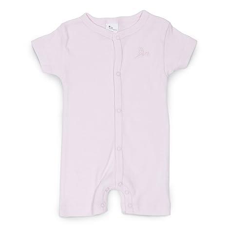 Polo Body Verano- regalo para bebé- BebéDeParis- Rosa- Talla: 3-6 ...