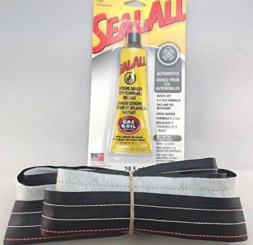 Rear Felt Seal (279408 Rear Drum Seal Package)