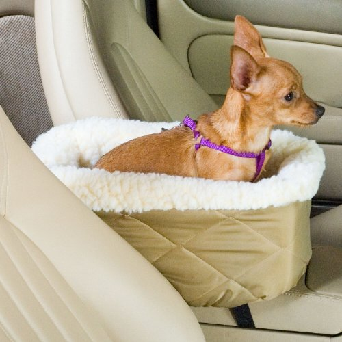 Snoozer Large Console Lookout Car Seat, Khaki by Snoozer (Image #1)