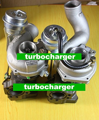 Twin Turbo Kit For Audi Rs4: GOWE Turbocharger For K04 53049700025 53049700026