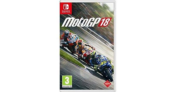 MotoGP 18 - Nintendo Switch [Importación inglesa]: Amazon.es ...