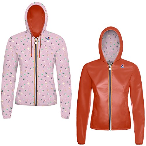 Lily Caustic Plus K way Bl Rosa France wh Double xw0fwH