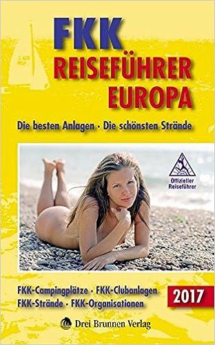 FKK Reiseführer Europa 2017 Titelbild