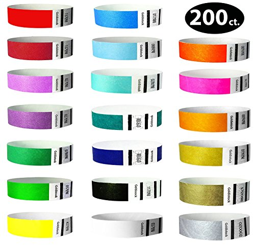 10 best wrist bands variety pack