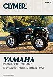 Yamaha Timberwolf, 1989-2000, Clymer Publications Staff and Penton Staff, 0892878223