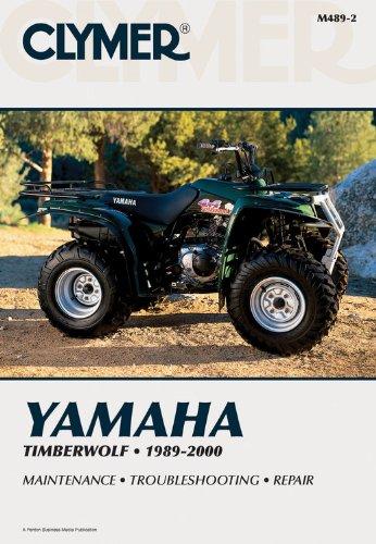 Yamaha Timberwolf 1989-2000 (CLYMER MOTORCYCLE REPAIR)