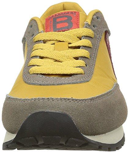 Bensimon Running - Zapatillas de deporte Mujer Amarillo - Jaune(209 Jaune)