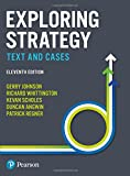 img - for Exploring Strategy: Text and Cases (11th Edition) book / textbook / text book