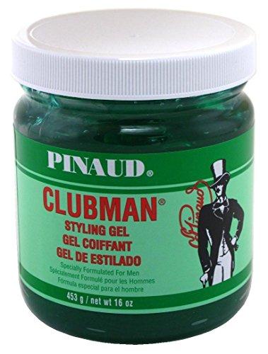 Clubman Style Gel Men'S 16oz Jar (2
