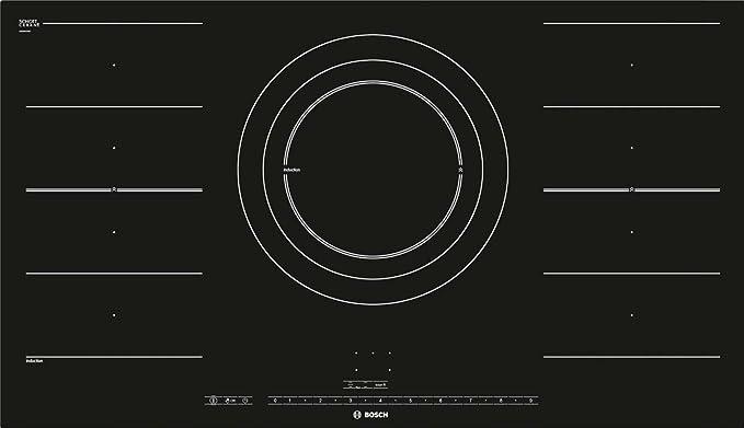 Bosch grande vitrocerámica-cocina PIZ 901N17E Bosch ...