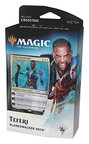 Magic The Gathering MTG - Dominaria 1 Planeswalker Deck at ...