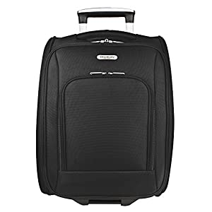 Travelon 18 Inch Wheeled Carry On Bag, Black, One Size