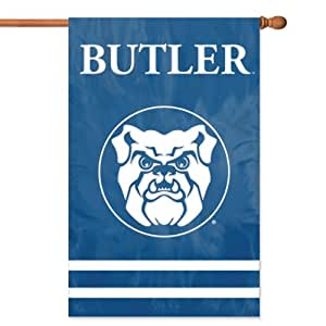 Brand New Butler Bulldogs NCAA Appliqu Banner Flag