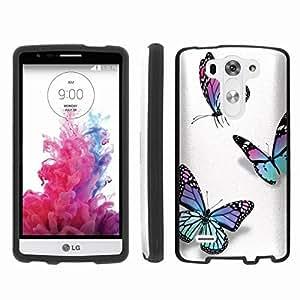 [ArmorXtreme] Designer Image Shell Cover Hard Case (Butterfly) for LG G3 Vigor