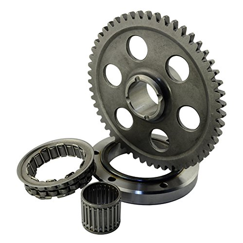AHL Starter Clutch One Way Bearing Gear Assy for Yamaha Raptor 660R YFM660R 2001-2003