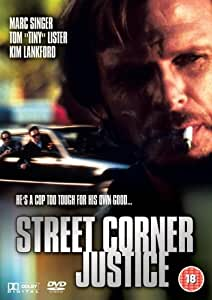 Street Corner Justice [Reino Unido] [DVD]