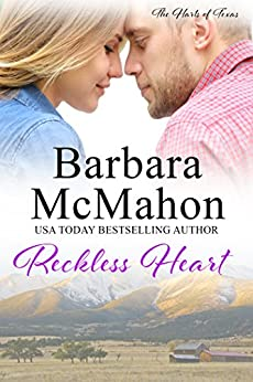 Reckless Heart (The Harts of Texas Book 3) by [McMahon, Barbara]