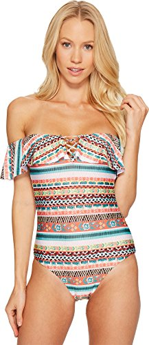 BECCA-by-Rebecca-Virtue-Womens-Tapestry-One-Piece