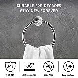 Marmolux Acc Towel Ring Bathroom Hand Towel