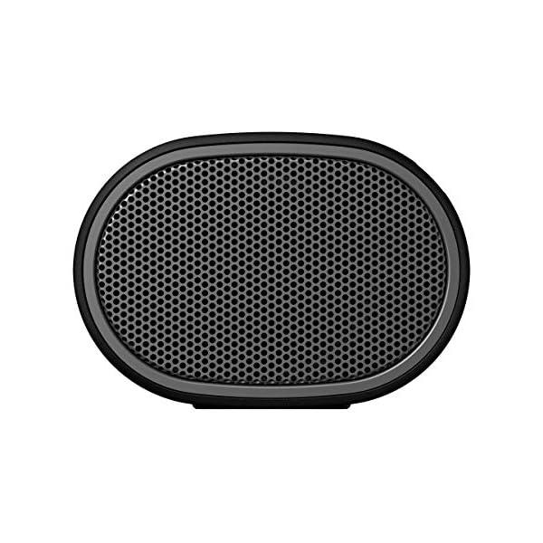 Sony SRS-XB01 Enceinte portable ultra compacte résistante à l'eau - Noire 2