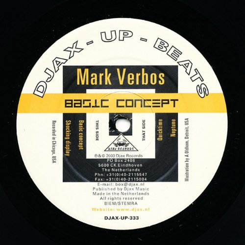 Mark Verbos - Basic Concept