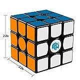 Coogam Gans 356 Air SM Speed Cube 3x3 Black Gan