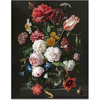 Amazon Jan Davidsz De Heem Still Life With Flowers In A