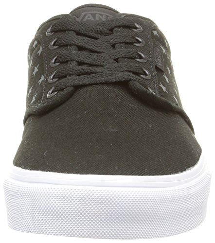 Vans - Atwood, Zapatillas Hombre Black Out/Black/Raven