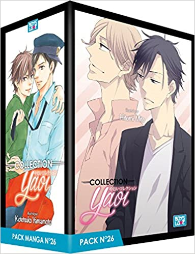 Collection Yaoi Pack N° 26 : 5 mangas (Boys love): Amazon.es ...
