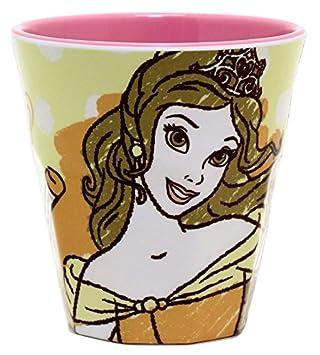 Disney Dibujo Historia taza de la melamina de Bell