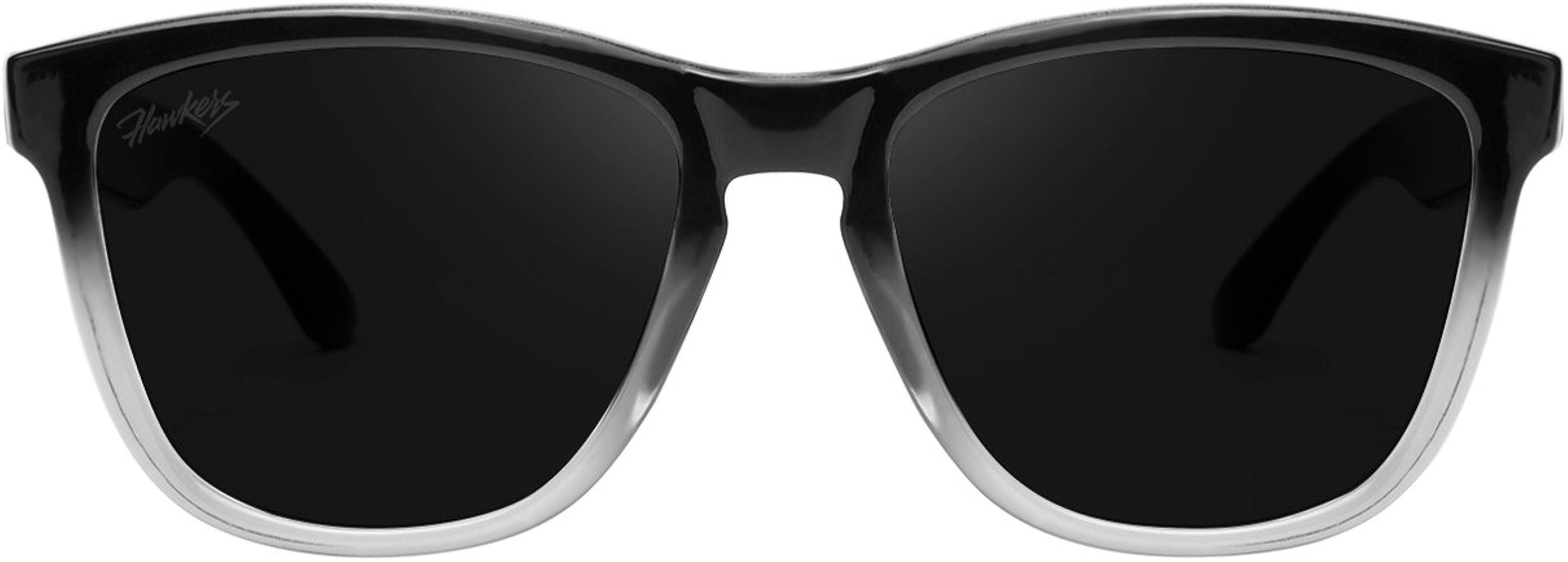 HAWKERS · FUSION · Dark · Gafas de sol para hombre y mujer: Amazon ...
