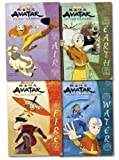 Avatar the Last Airbender 4 Books Collection Set Pack (The Lost Scrolls)