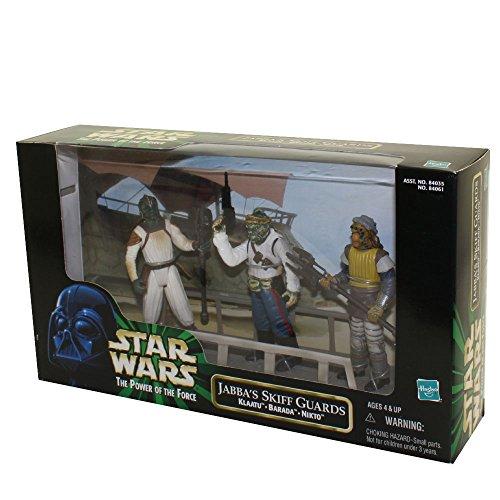 (Star Wars: Power of The Force Cinema Scenes > Jabbas Skiff Guards (Klaatu, Ba)