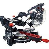 Craftsman 7 1/4 Inch Laser Trac Compact Sliding Compound Miter Saw Bevel