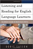 Listening and Reading for English Language Learners, Dorit Sasson, 1475805896