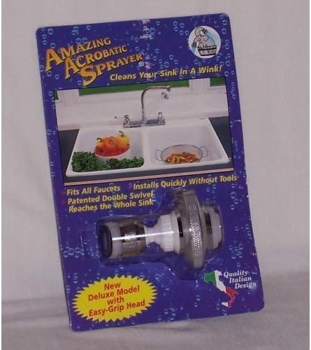 Fox Run Aluminum Deluxe Kitchen Sprayer
