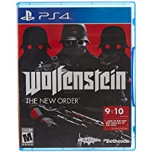 Wolfenstein: The New Order - PlayStation 4 by Bethesda