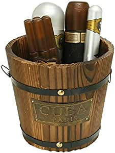 Cuba Gold Gift Set with Bucket for Men (Pack of 4)