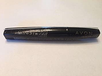 6b05959fa30 Amazon.com : Avon Superextend Winged Out Mascara (Blackest Black) : Beauty