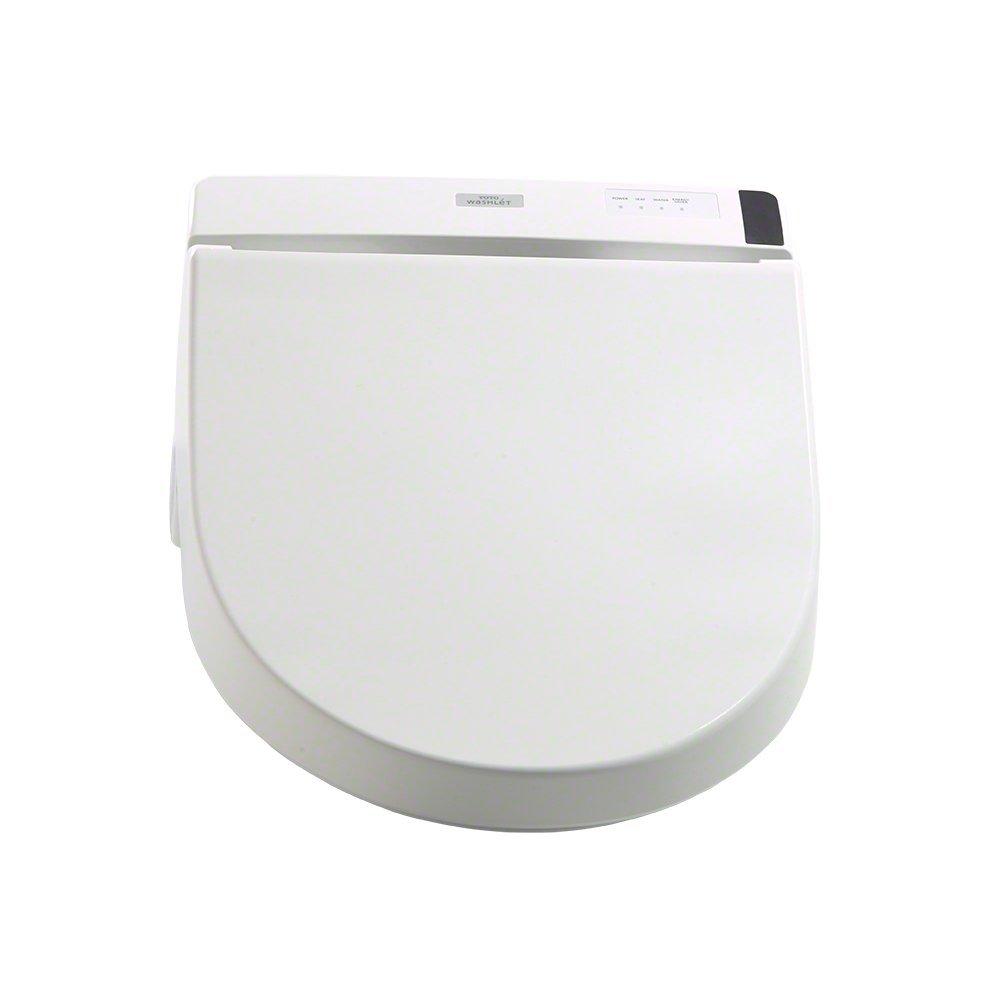 TOTO Washlet C200 Elongated Bidet Toilet Seat with PreMist, Cotton White - SW2044#01 by TOTO (Image #3)