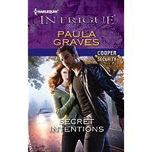 Secret Intentions (Cooper Security)