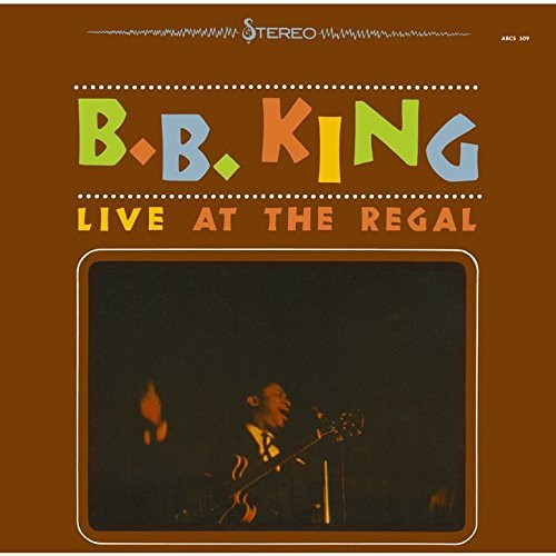 Price comparison product image Live at the Regal by B.B. KING (2013-08-03)