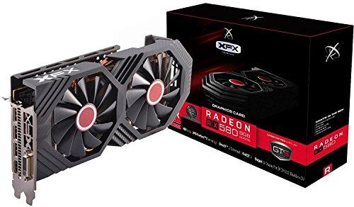 XFX Radeon RX 580 8 GB GTS Black Video Card