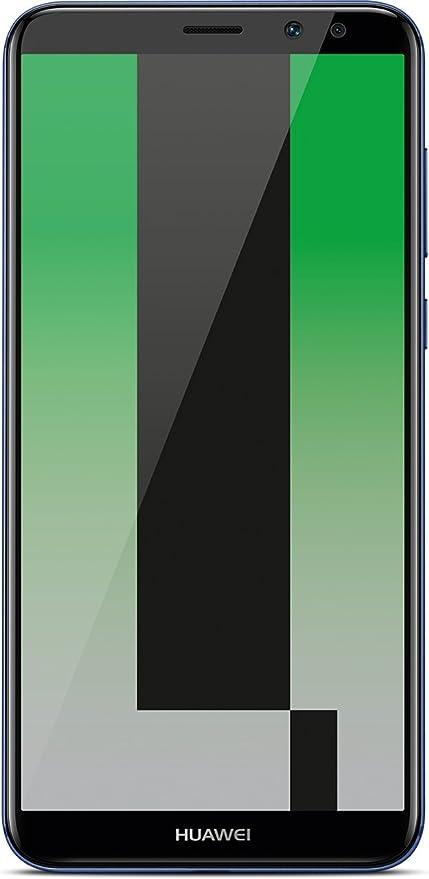 Huawei Mate10 Lite Dual Sim Smartphone Bundle Blue Elektronik