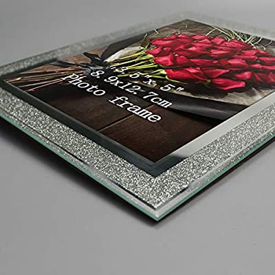 Artsay Glass Picture Photo Frames for Tabletop