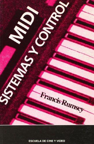 Descargar Libro Midi - Sistemas Y Control Francis Rumsey
