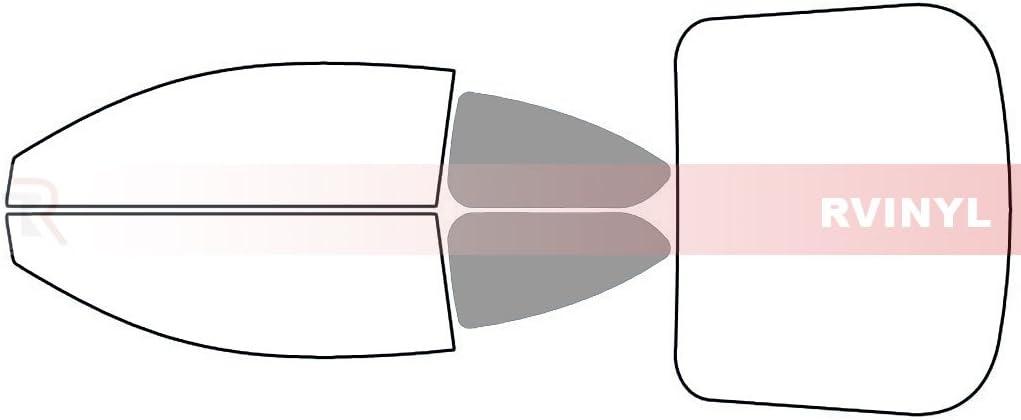Rear Windshield Kit 5/% Rtint Window Tint Kit for Scion tC 2005-2010