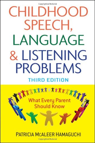 Childhood Speech, Language, and Listening Problems by imusti
