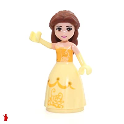 LEGO Disney Princess: Beauty & the Beast MiniFigure - Belle (41067): Toys & Games